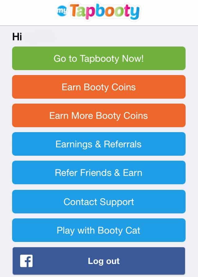 Tapbooty App