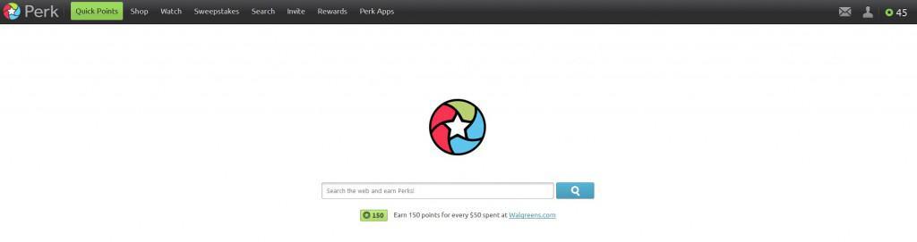 Desktop Browser Perk