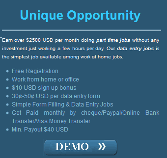Earn Part Time Job Unique opportunity