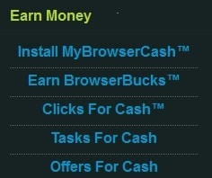 MyBrowserCash Earn money