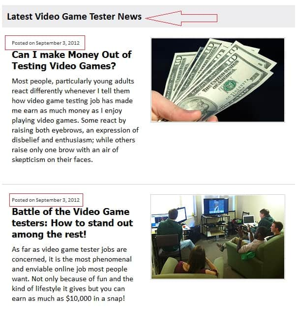 Gaming Jobs Online Latest News