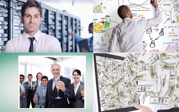 MakeMoneyRobot Stock Photos
