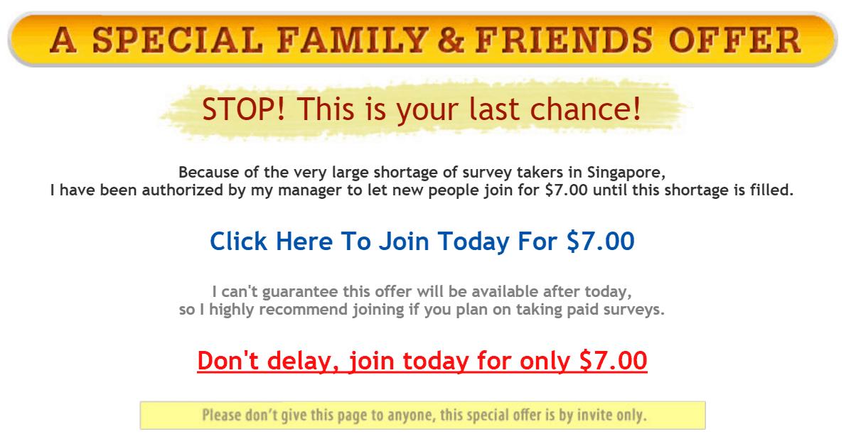 Surveys Paid Discount 2
