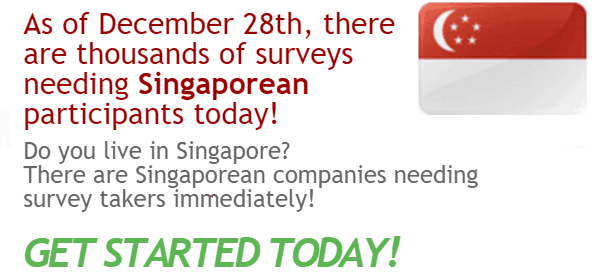 Surveys Paid Today Only