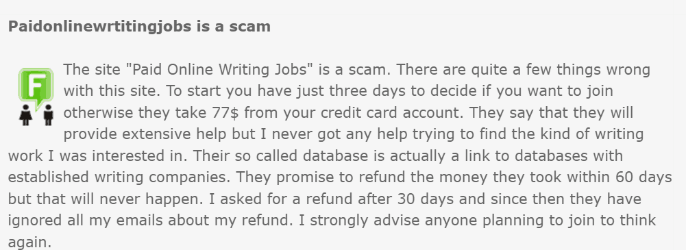 Paid Online Writing Jobs Imreportcard