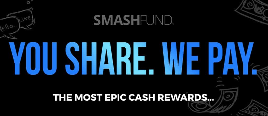 Smashfund new splash