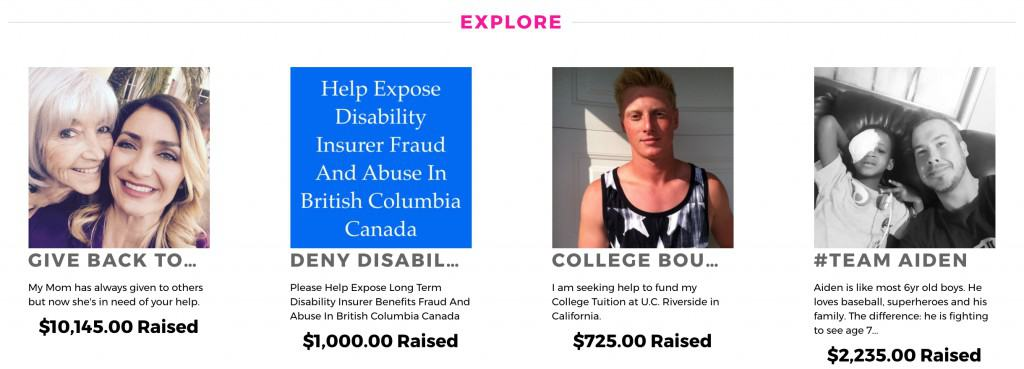 Smashfund Crowdfunding Campaigns