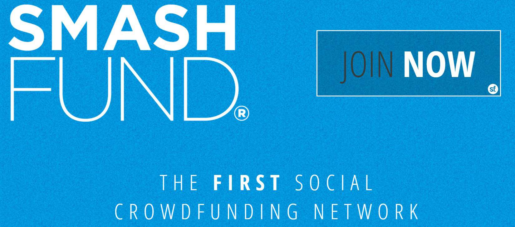 Smashfund front page