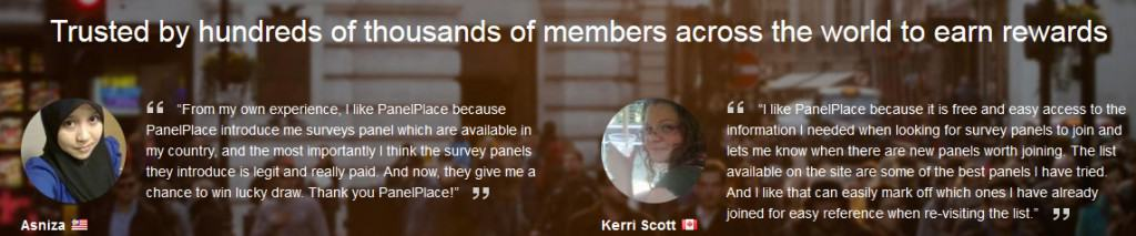 PanelPlace Testimonials