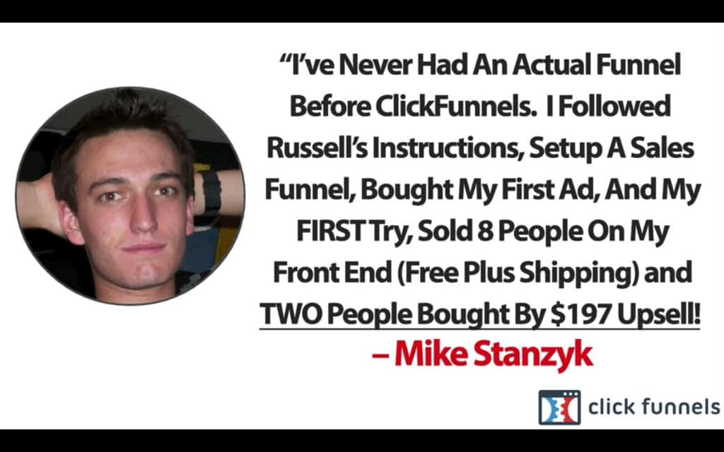 Funnelhacks Mike Stanzyk