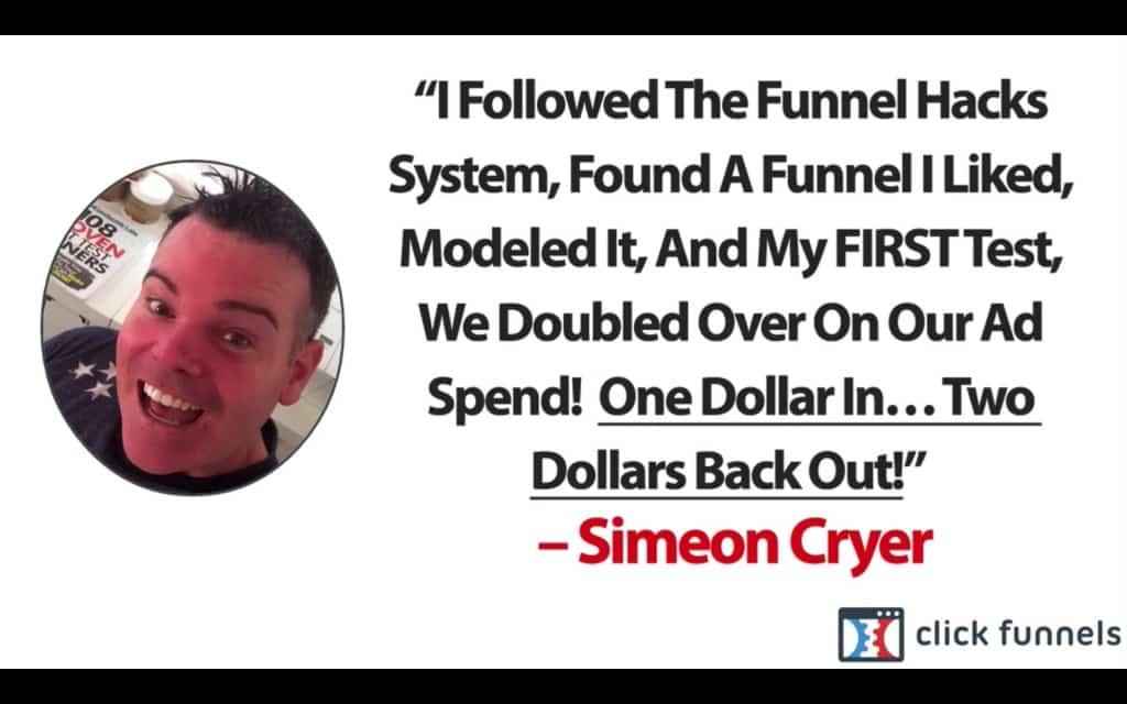 Funnelhacks Simon cryer