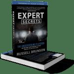 Expert Secrets Book Logo