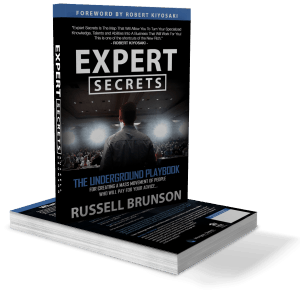 Expert Secrets Book Logo