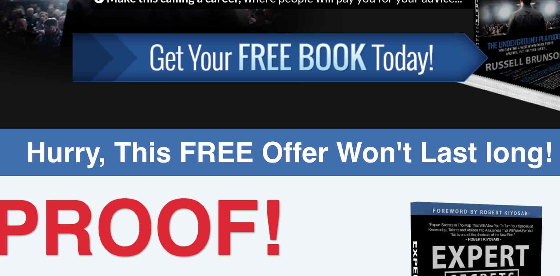 Expert Secrets Limited Offer 1