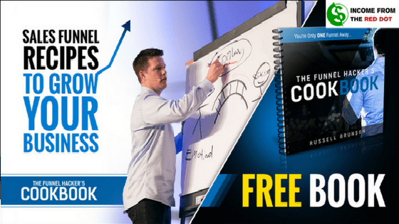 Funnel Hackers Cookbook Cover