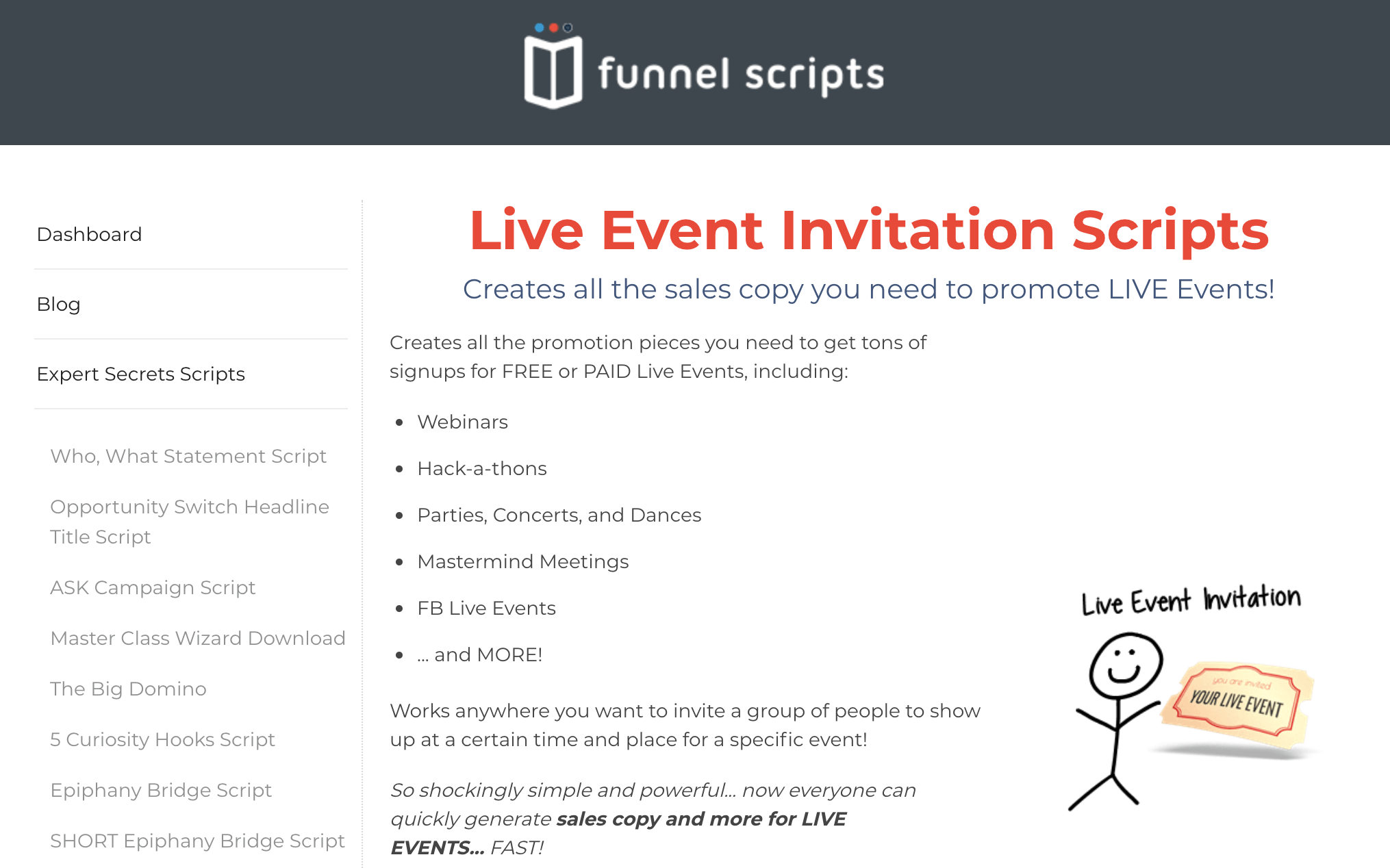 Funnel Builder Secrets Funnel Scripts