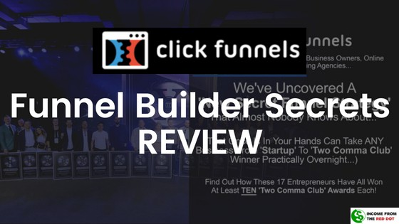 Funnel Builder Secrets Blog Logo