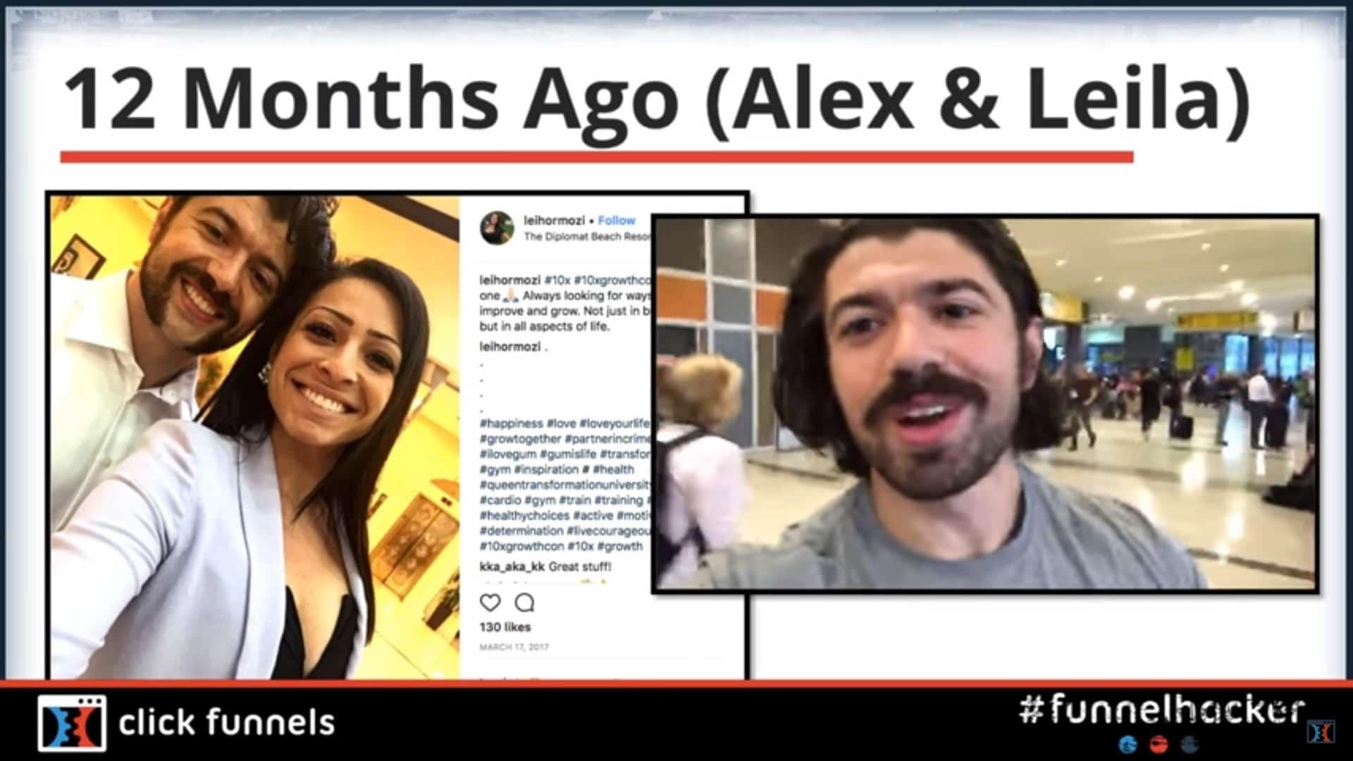 Funnel Builder Secrets Alex & Leila